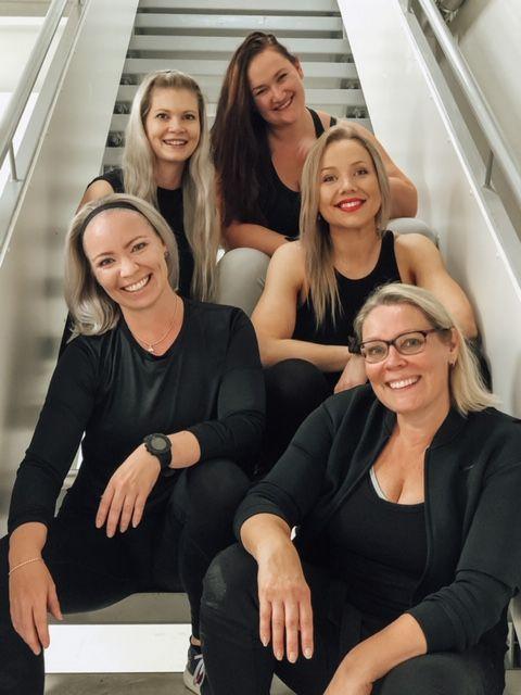Ryhmäliikuntaohjaajat, Fitness Femme